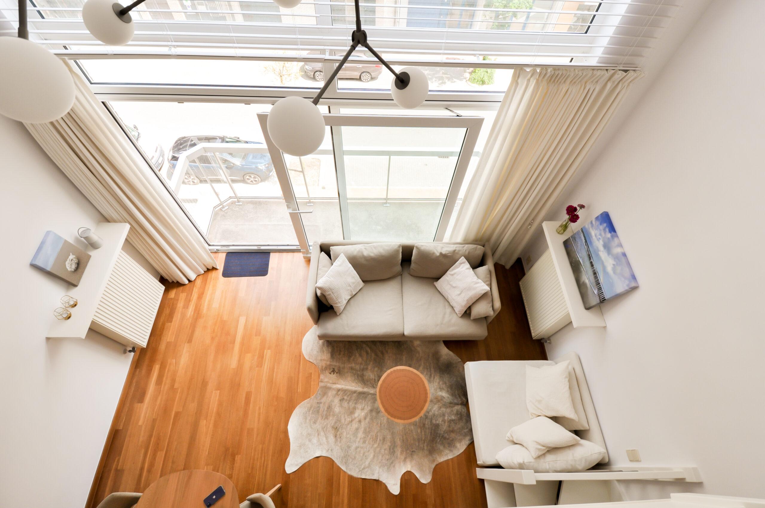 Duplex appartement met staanplaats in hartje Knokke!
