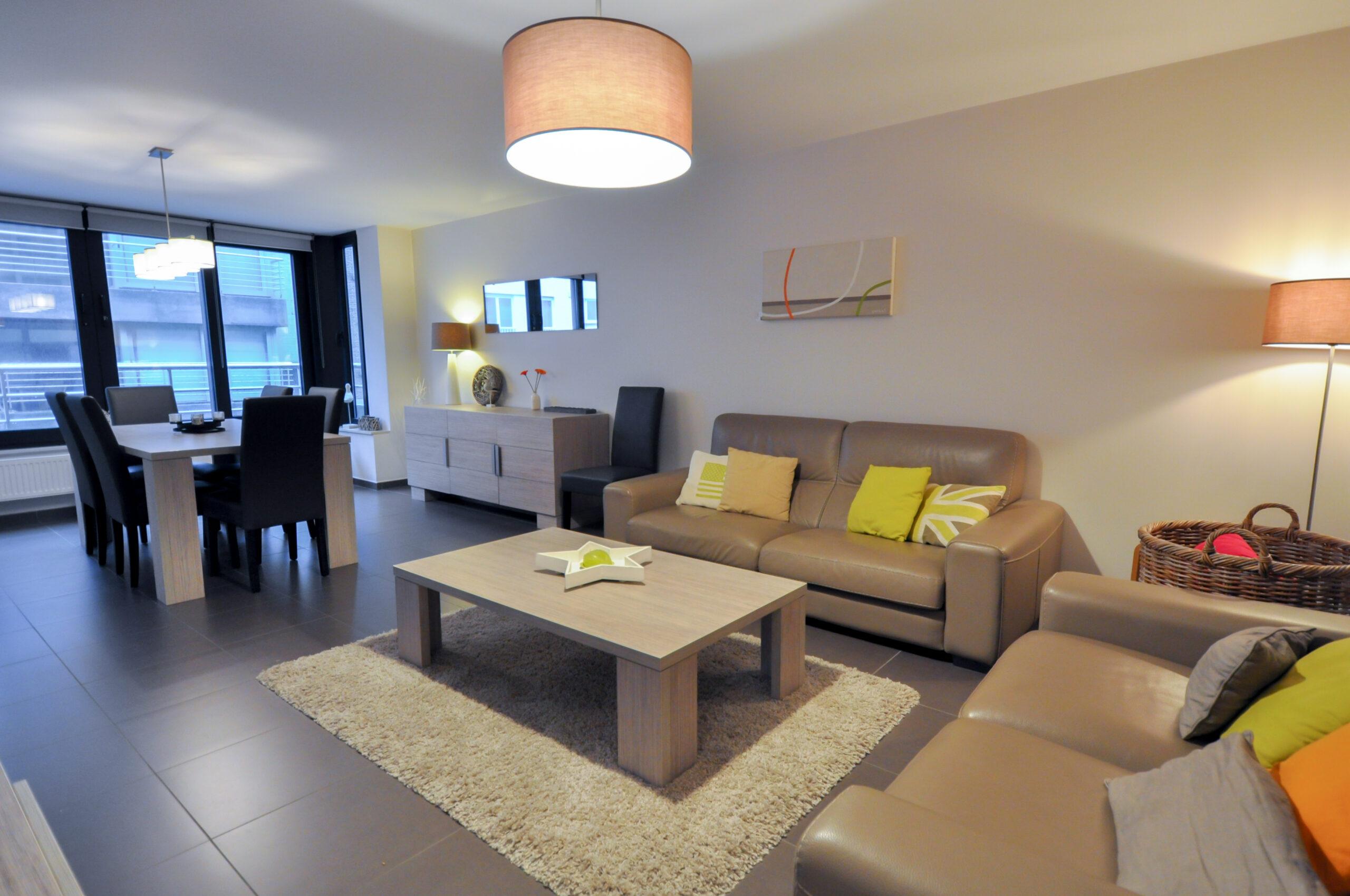 Appartement charmant proche de la digue et la place Rubens