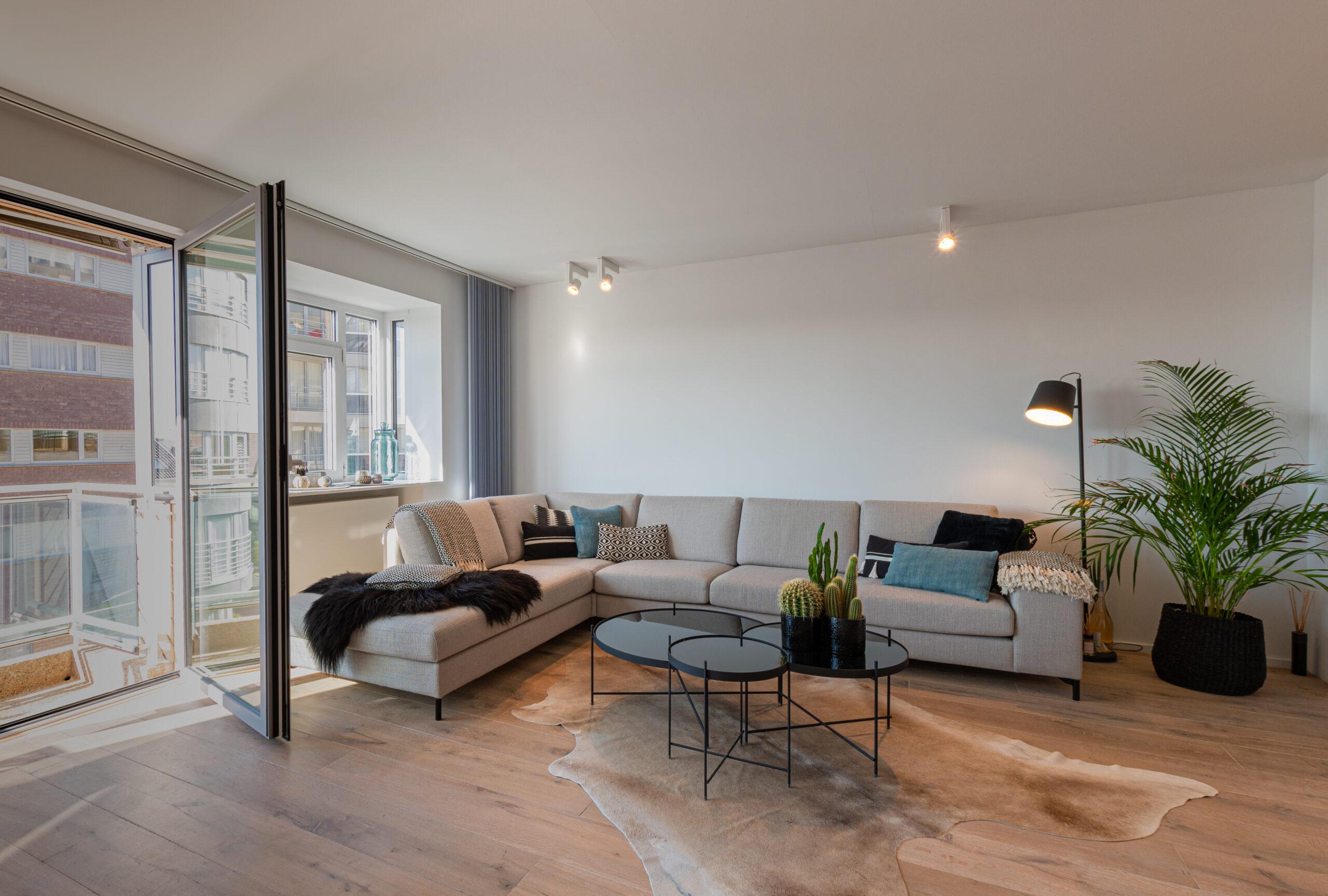 Stijlvol ingericht appartement vlakbij Alberstrand